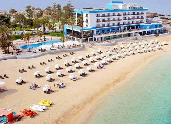 Arkın Palm Beach Otel Kıbrıs