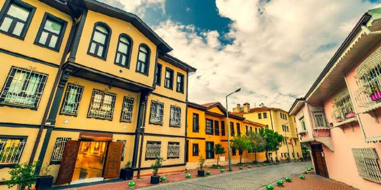 Bursa Yılbaşı Otelleri