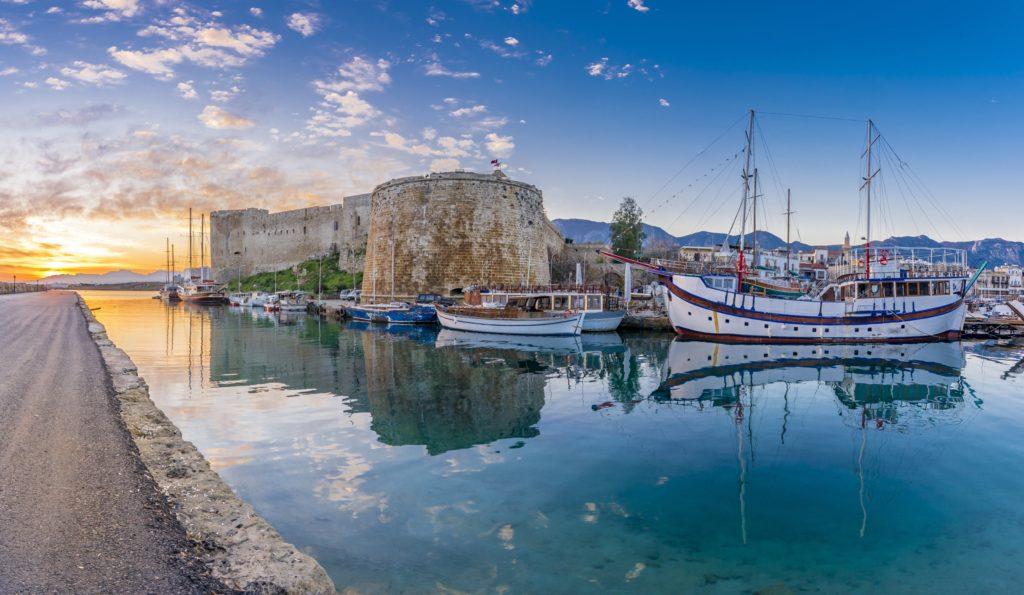 Kıbrıs Girne Kalesi