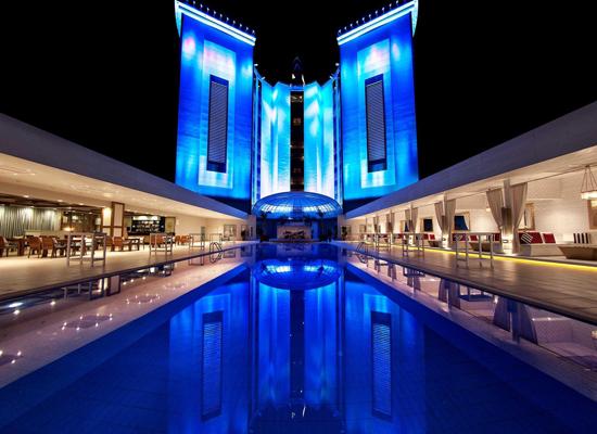 Grand Pasha Nicosia Hotel Kıbrıs