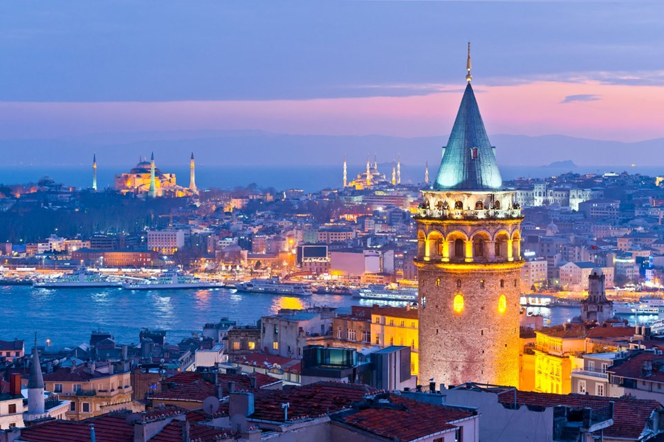 İstanbul Yılbaşı Otelleri