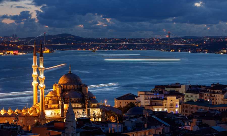 İstanbul Yılbaşı Oteller