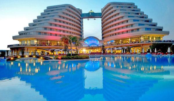 Antalya Herşey dahil oteller