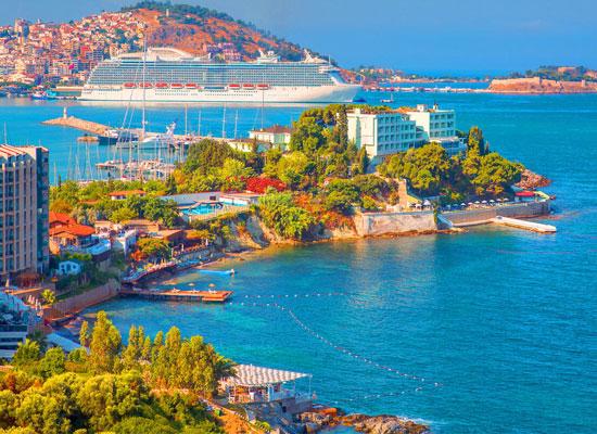 Kuşadası Yılbaşı Otelleri
