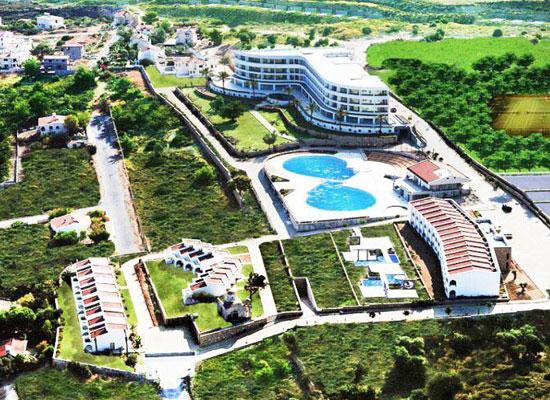 Salamis Otel Kıbrıs