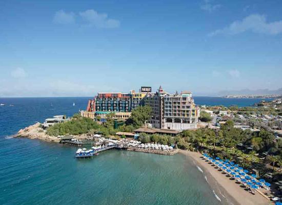 Merit Crystal Cove Hotel Kıbrıs