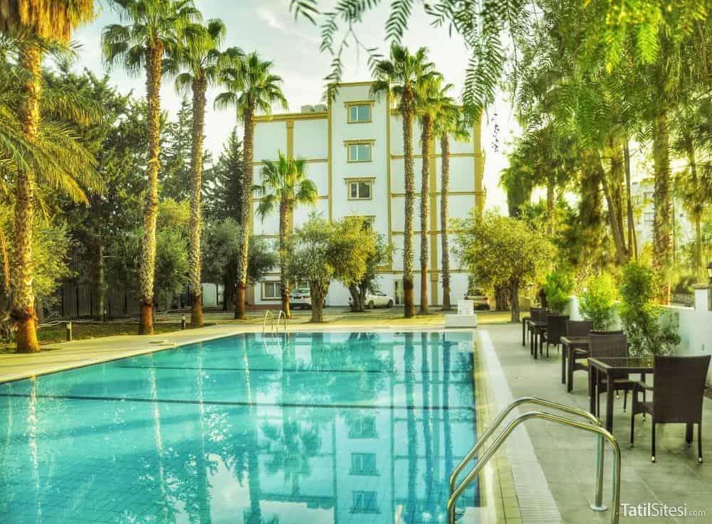 Park Palace Otel Kıbrıs