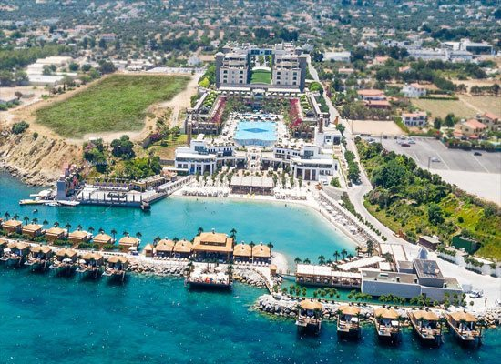 Cratos Otel Kıbrıs