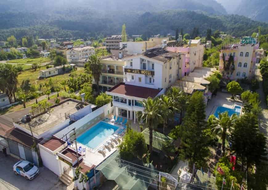 Asel Hotel Kemer