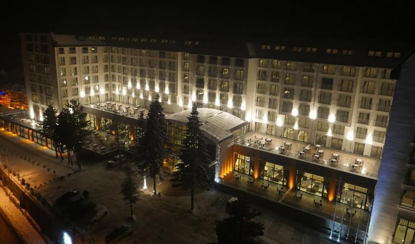 Çam Thermal Resort