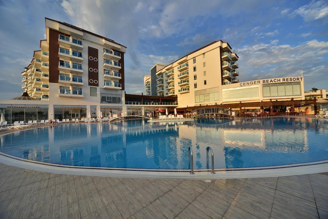 Çenger Beach Resort Spa