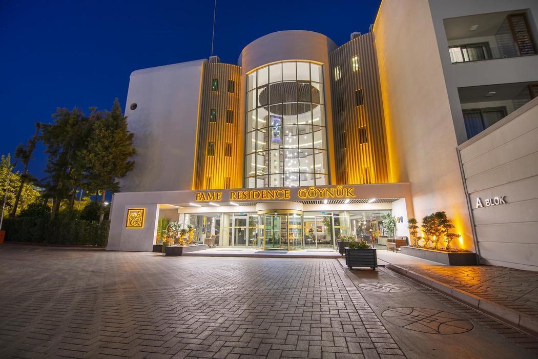Fame Residence Hotel Göynük
