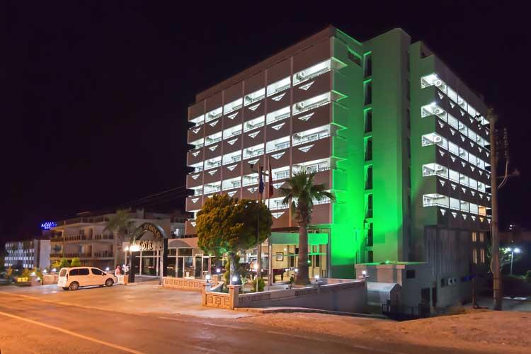 Green Gold Hotel