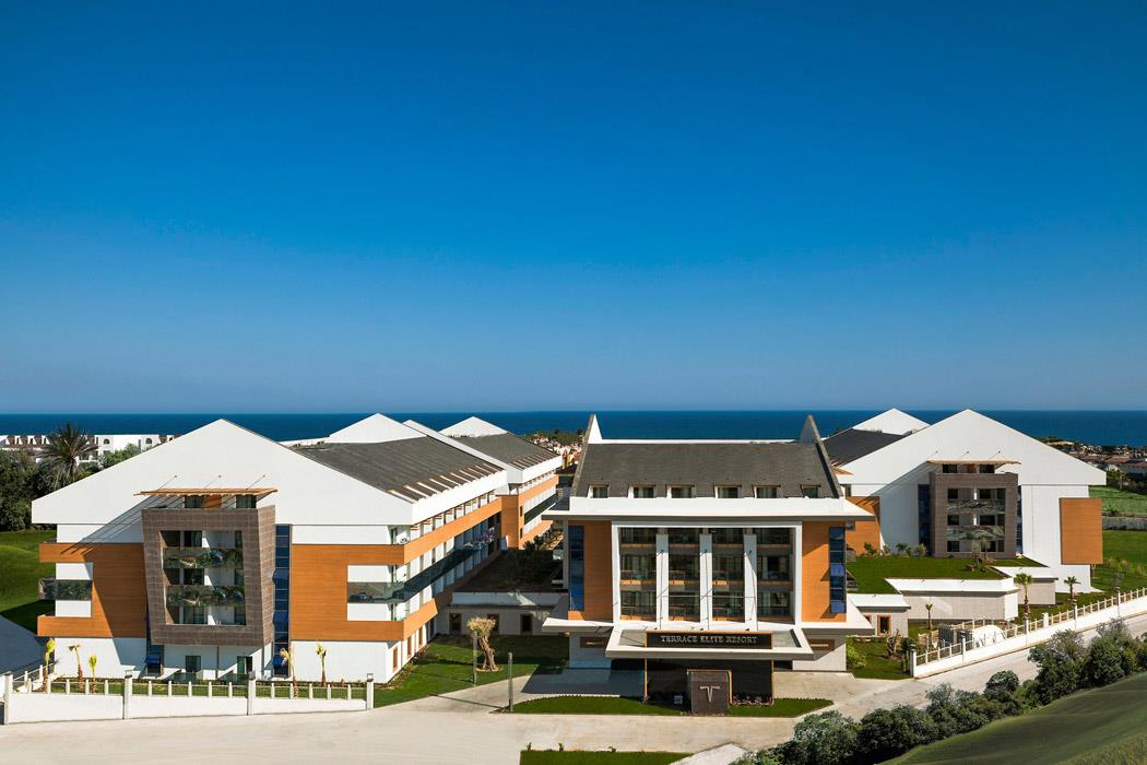 Фото отеля и пляжа аммос резорт кос